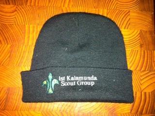 Kalamunda Scout Group Beanie